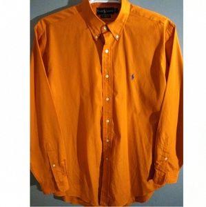 Polo by Ralph Lauren men's Large classic fit shirt